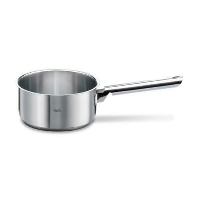 Fissler Family Line Stainless Steel Casserole, 18/10, Inductions Suitable Ø 16cm