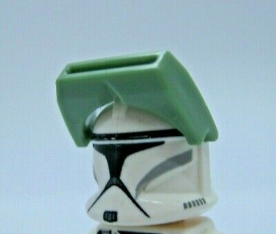 Custom CLONE BINOCULAR Visor for Minifigures -Star Wars -Pick your Color!