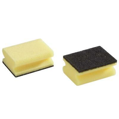 Leifheit 2 Sponges Extra Strong, Cleaning Sponge, 3,5 x 7 cm, 40017