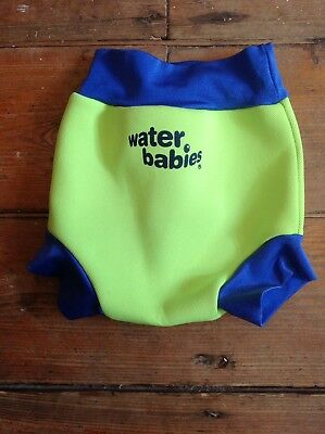 Water Babies Happy Nappy Splash About Size Medium
