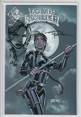 Tomb Raider #13 (Sparkle Select Alternate w/ Original Andy Park Sketch) Jay Co.