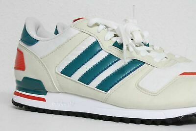 premium selection 752d0 d4556 Mens Adidas ZX700 Sneakers Size 8 Miami Dolphins Colorway Vice superstar  galaxy