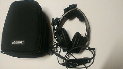 BOSE A20 Aviation Headset - Non Bluetooth