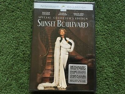 Sunset Boulevard Dvd New & Sealed