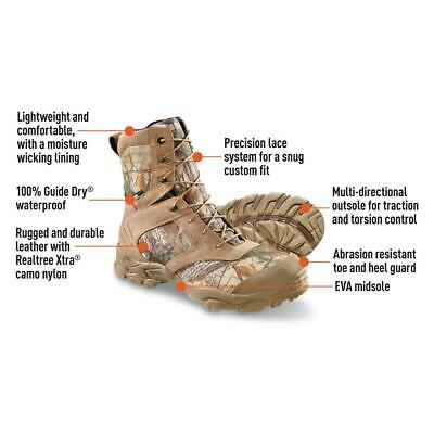 f57f8f86a8f CABELA'S MEN'S THINSULATE Ultra Insulation Boots - Size 9 D - $79.00 ...