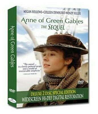 Anne Of Green Gables: The Sequel [New DVD] Rmst, Widescreen, Canada - Import