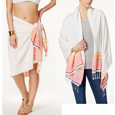 8ab2138252ac9 COLLECTION XIIX SWIMSUIT Cover Up Beach Blanket Oversized Wrap, Pink ...