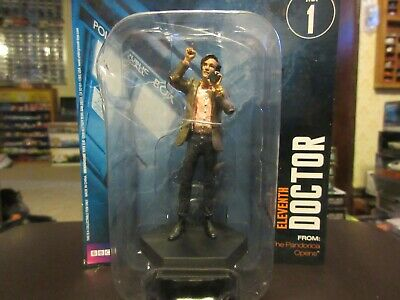 Dr. Doctor Who 1:21 Eaglemoss 11th Eleventh Doctor Matt Smith Action Figure #1