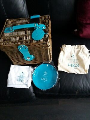 Collectable picnic hamper From The Patrons lunch The Mall 12th june 2016