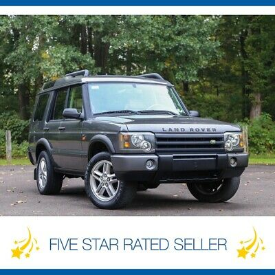 2004 Land Rover Discovery SE7 Diff Lock Serviced Loaded 3rd Row Seat! 2004 Land Rover Discovery SE7 Diff Lock Serviced Loaded 3rd Row Seat!