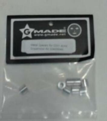 NEW G-made 30044 Metal Spacers for GS01 4 RC Vehicle Link Suspension Kit