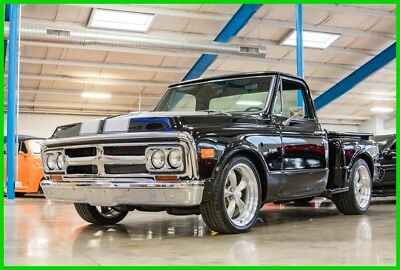 1969 GMC C15 Freshly Restored C15 Short Bed 350 V8 Automatic C/K 1969 GMC C-15 1/2 ton Stepside Truck Pickup Resto Mod C15 69 Fresh Restoration