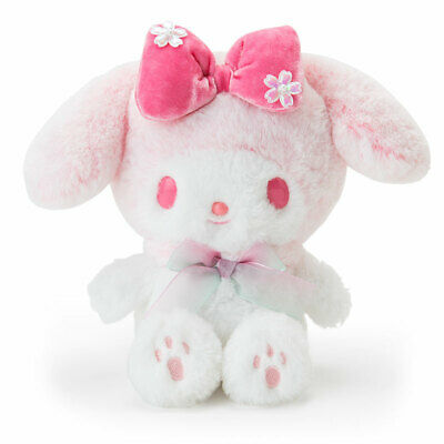 New My Melody Plush Doll Cafe Apron S size Kawaii Sanrio f//s from Japan