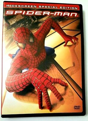 Spider-man DVD Widescreen Special Edition