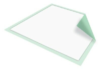 McKesson Underpad Regular 23X36 Inch Disposable Fluff/Polymer - Bag of 10 4 PACK