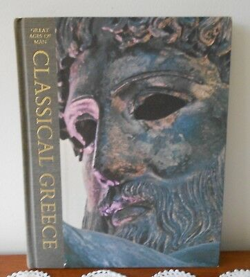 Classical Greece by C. M. Bowra (Hardback, 1966) Time Life Great Ages of Man
