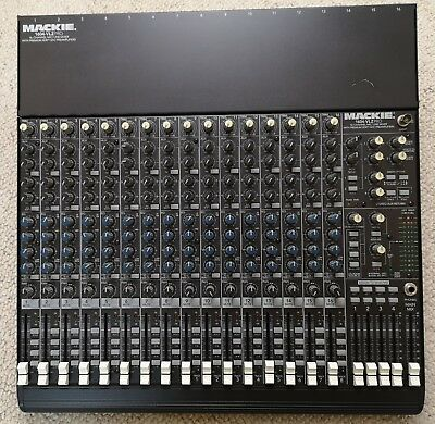 MACKIE 1604-VLZ PRO 16 Channel Mixer