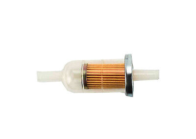 In-line petrol fuel filter for Yamaha XV 1100 Virago from 1989- 1999
