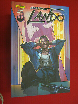 Star Wars: Lando Softcover // SC Panini - Deutsch NEUWARE