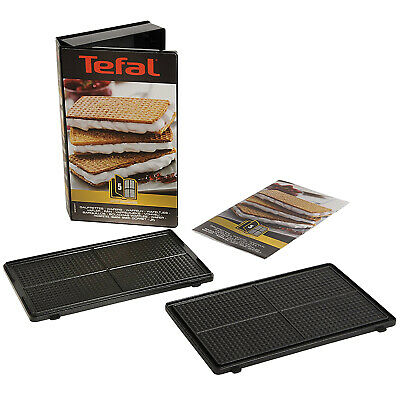 TEFAL Wafer Plate Gaufrette Plates Snack Collection Sandwich & Snack Maker