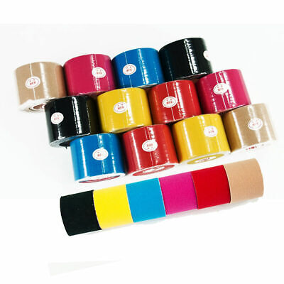 One Roll Physio Elastic Kinesiology Sports Tape Muscle Pain Care Therapeutic