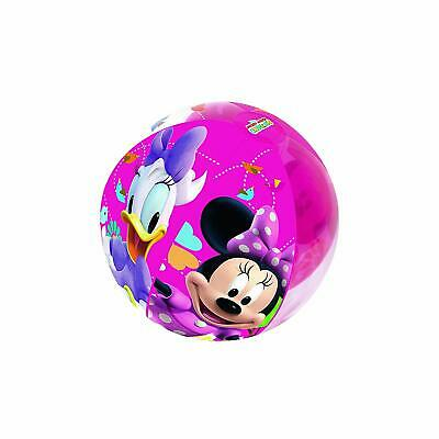 MICKEY /& MINNIE MOUSE PAIR SOFT SOCCER TOY BALLS KIDS LOVE DISNEY CHARACTER CLUB