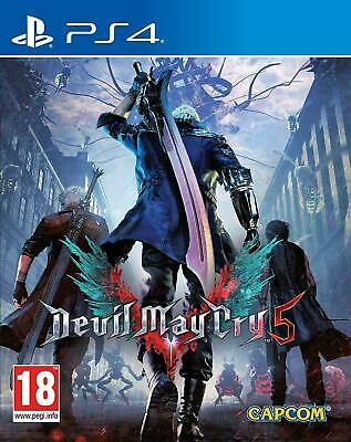 Devil May Cry 5 - Special Lenticular Edition Ps4 Italiano Gioco Play Station 4
