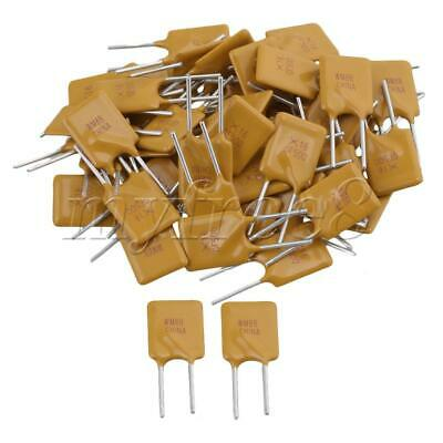 50Pieces 0.9cm Long 16V 5A PolySwitch Resettable Fuse Polymeric Leaded