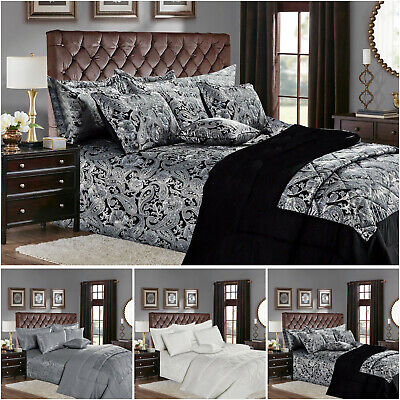 3 Pieces Bedspread Quilts Comforter Set Bed Throw 1 Bed spread 2 Pillow Shams