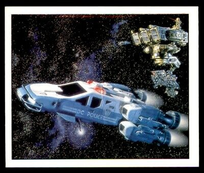 - Sticker No Gerry Anderson 121 Panini Space Precinct 1995