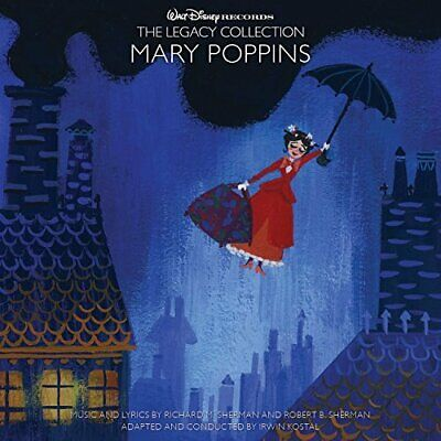 Original Soundtrack Mary Poppins 1964 Disney Legacy Collection (DigiBook) CD NEW