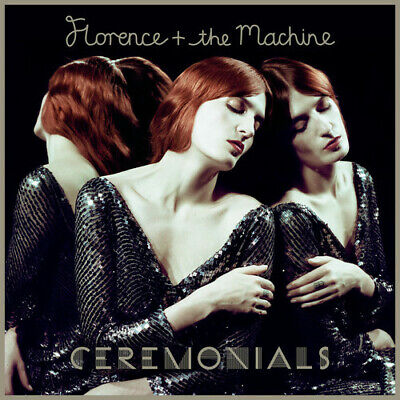 Florence + The Machine - Ceremonials CD NEW