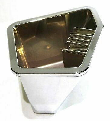 Ashtray insert ash tray chrome plastic Freightliner Century 1997-2012