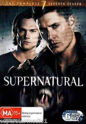 Supernatural Season 7 : NEW DVD