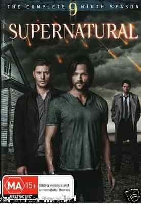 Supernatural Season 9 : NEW DVD