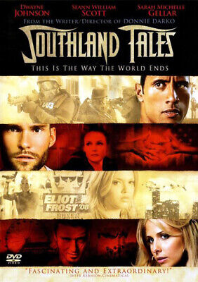 Southland Tales DVD NEW