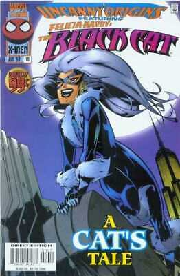 UNCANNY ORIGINS The Black Cats Path  #10 Back Issue