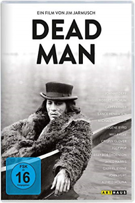 Depp,Johnny/Farmer,Gary-Dead Man - (German Import) Dvd Neuf