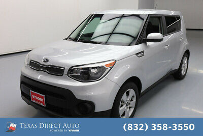 2018 KIA Soul  Texas Direct Auto 2018 Used 1.6L I4 16V Automatic FWD Hatchback