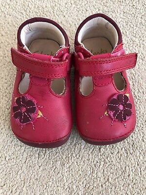 Girls Clarks 2F Shoes