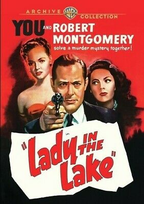Lady In The Lake [New DVD] Manufactured On Demand, Full Frame, Amaray Case, Su