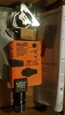 BELIMO GMX24-MFT 24VAC/DC 360in-lb/40Nm