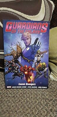 Guardians of the Galaxy: Volume 1: Cosmic Avengers by Brian Michael Bendis (Pap…