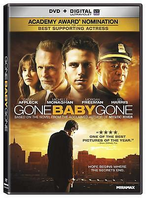 Gone Baby Gone (DVD GONEBABYGON MOVIE Morgan Freeman, Ed Harris, Casey Affleck