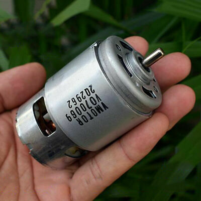 JOHNSON RS-775 Electric Motor DC 12V-18V 19000RPM High Speed High Power Torque