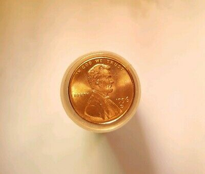 1996 D Lincoln Memorial Cent Penny Choice BU Roll 50 coins Nice