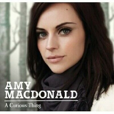 """Amy Macdonald """"A Curious..."""" 2 Cd Orchester Version New"""