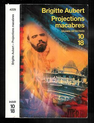 Projections macabres: 3 (Grands détectives) (French Edition)