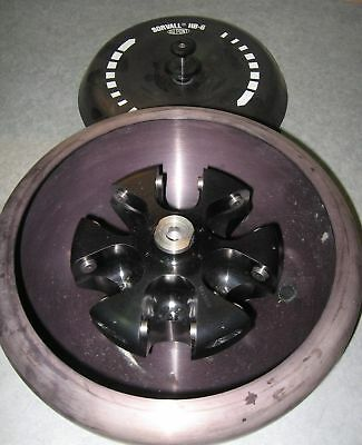 DuPont Sorvall HB-6 Rotor 13000 RPM MAX HB6
