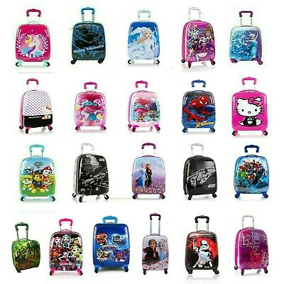 Kids Hard Side Carry-on Luggage Case for Boys/Girls